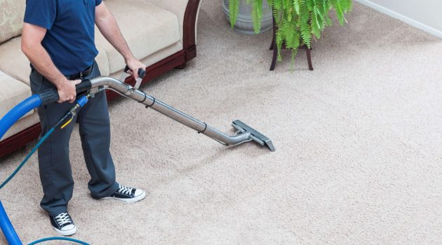The Benefits of Steam Carpet Cleaning