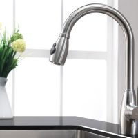 Click on website link to find best kitchen faucet