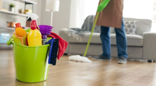 Clean your house fast and smart