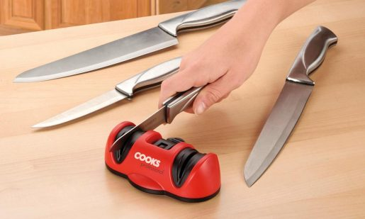Know why to use the electric knife sharpener