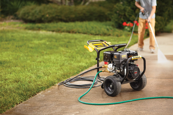 pressure washing service woodlands