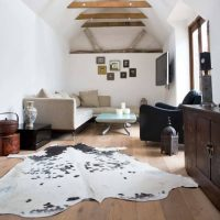 Natural Beauty of Cowhide Rugs