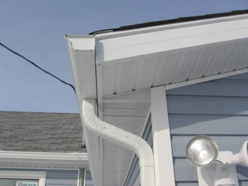 eavestroughing and gutters in Burlington