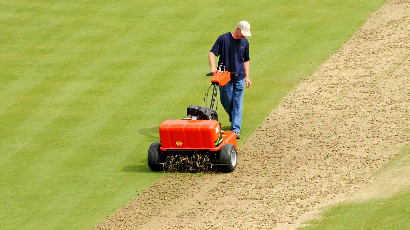 Aeration for Your Golf