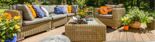 Outdoor Furniture a wise and valuable Investment