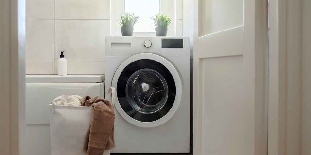 Follow a few tips to wash clothes in your washing machine