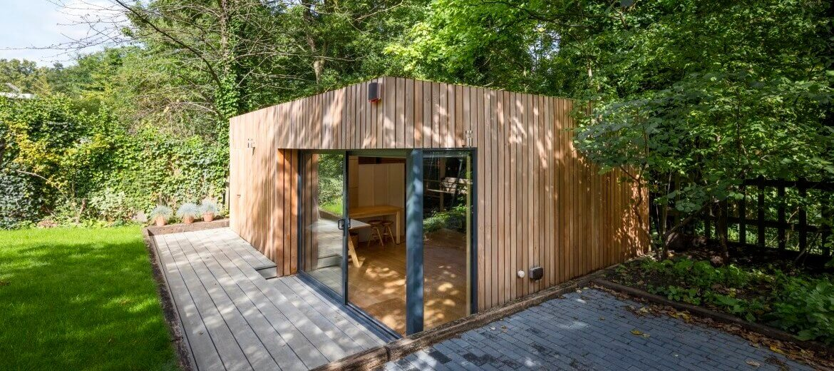 Garden Sheds With Nice Style And Design