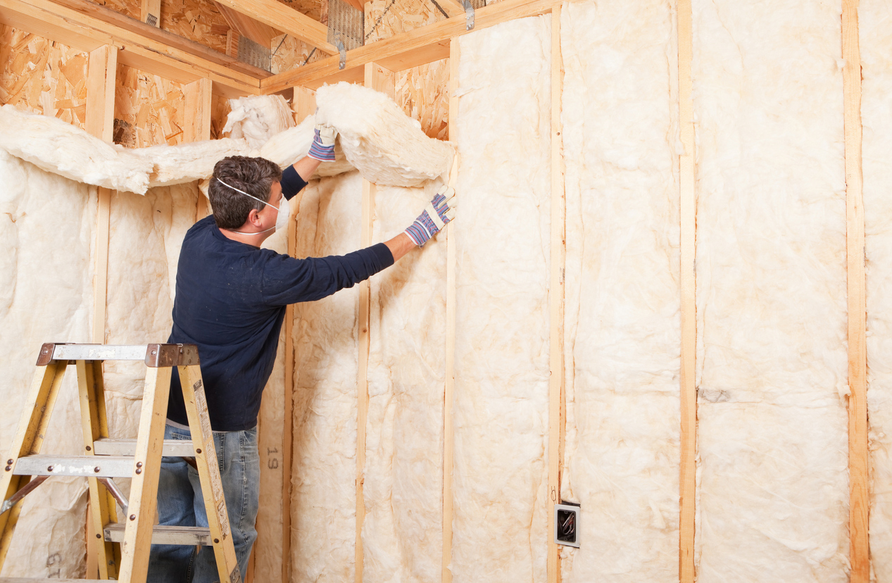 Attic insulation methods
