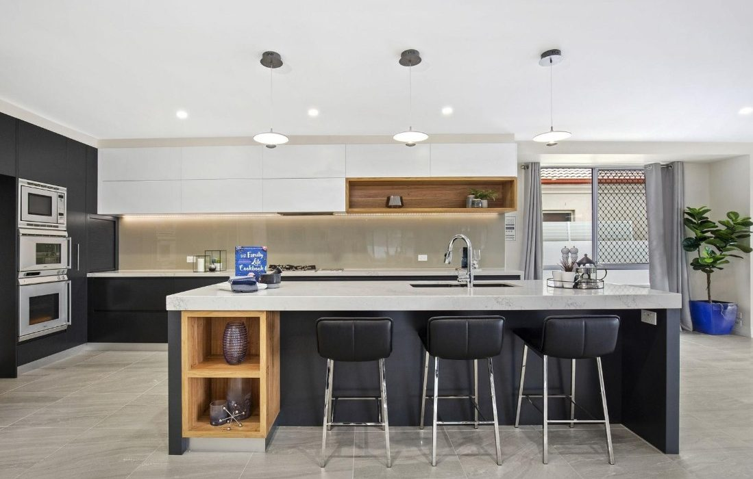 Creating Your Dream Custom Kitchen