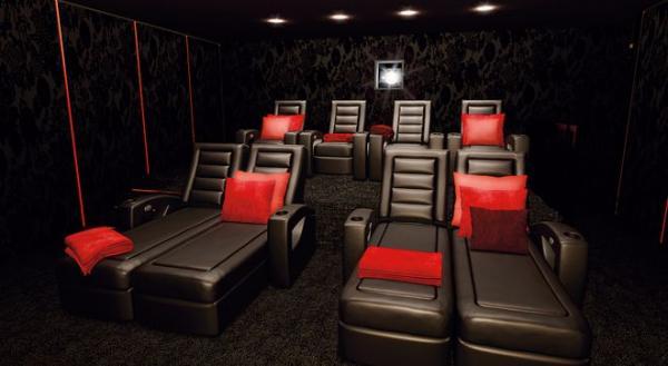 home cinema seats