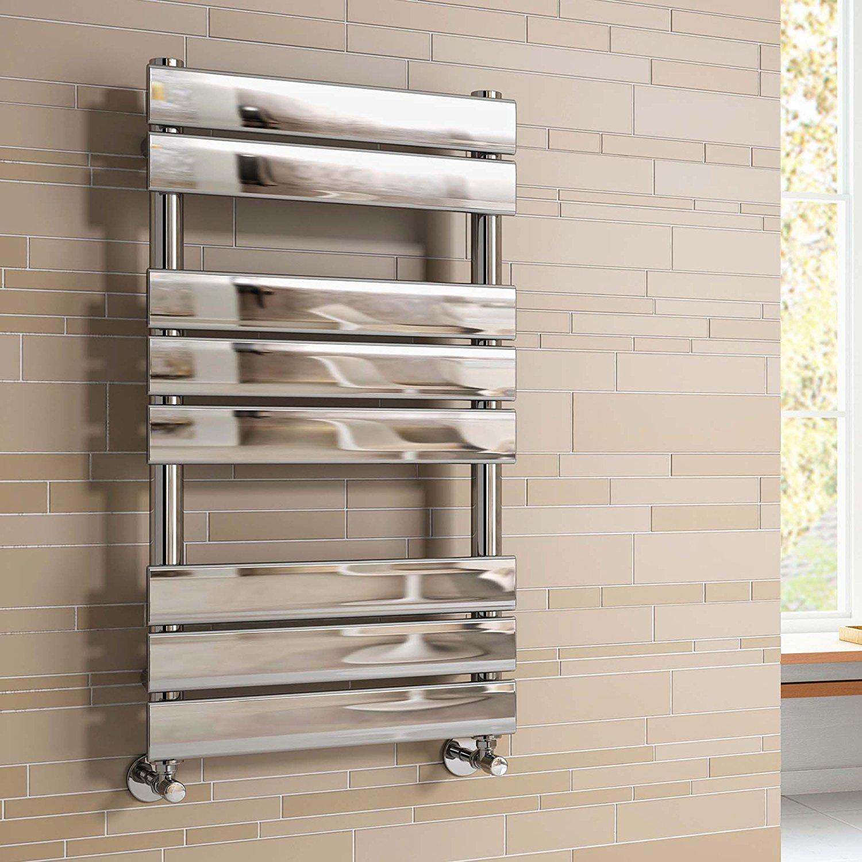 200mm wide electric towel rail