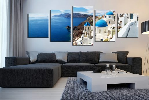 51+ Amazing Canvas Wall Art Paintings & Prints