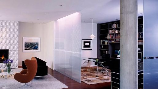 room dividers glass