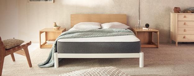 Good night on the right mattress