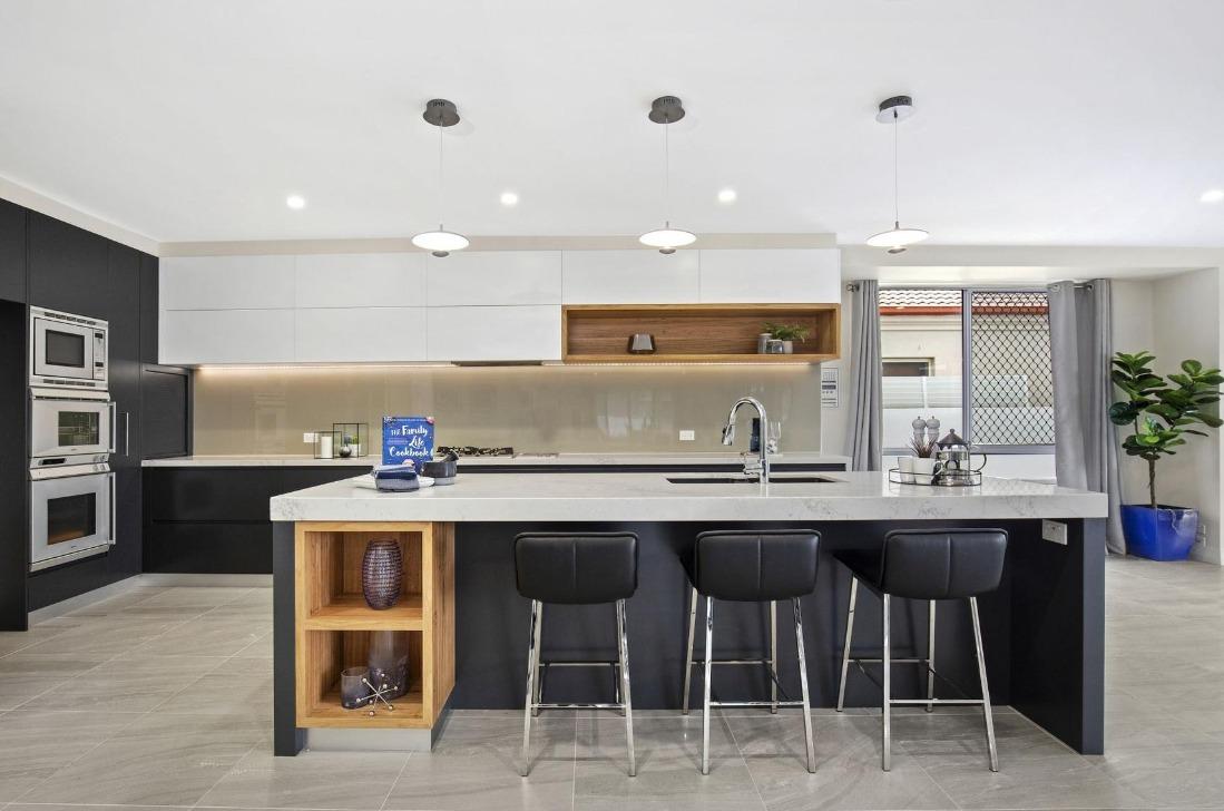 Creating Your Dream Custom Kitchen