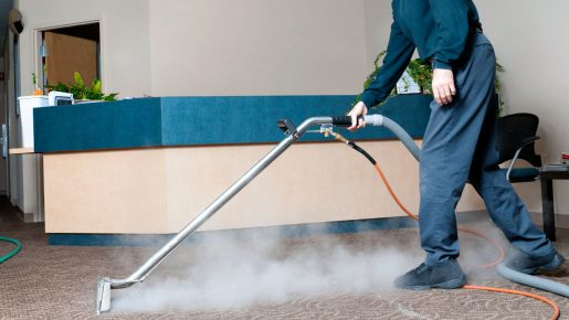 commercial carpet cleaning company in Austin