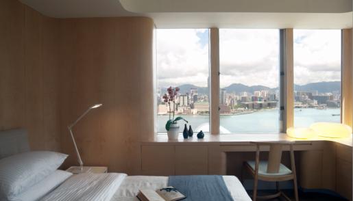 residential interior design HK
